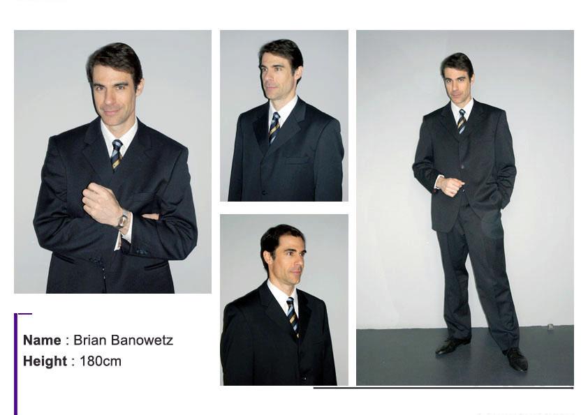 Brian Banowetz net worth